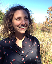 Anna Fialkoff, Program Manager of Wild Seed Project