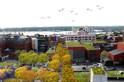 Portland Maine Reimagined: after