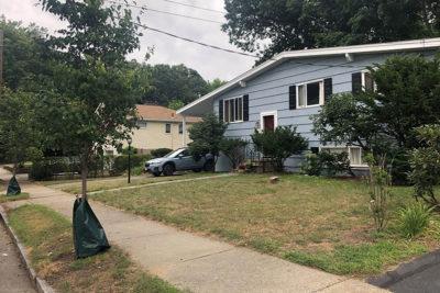 A suburban residence